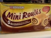Mini Roulés - Product