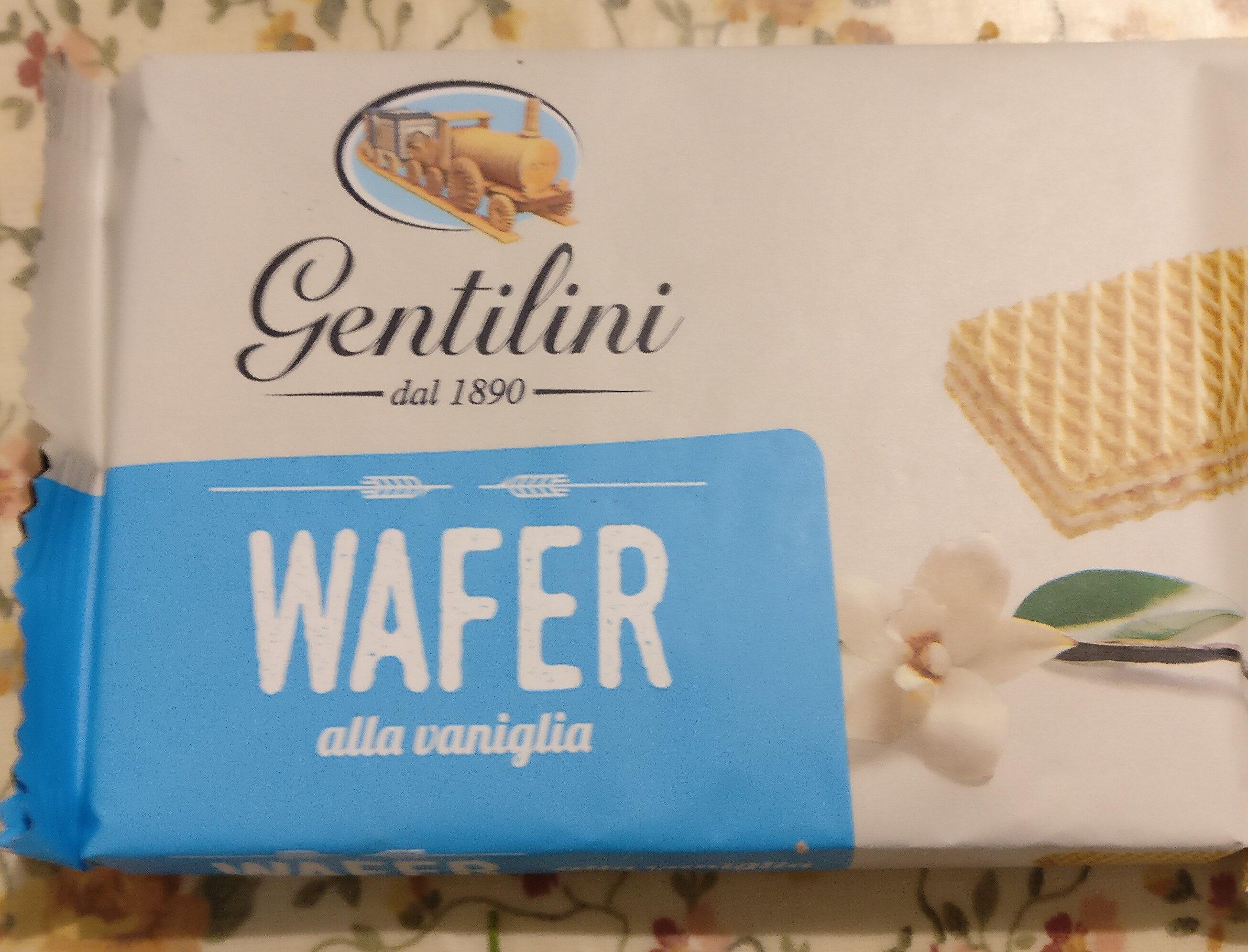 wafer alla vaniglia - Prodotto - it