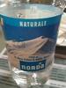 Agua naturale - Prodotto