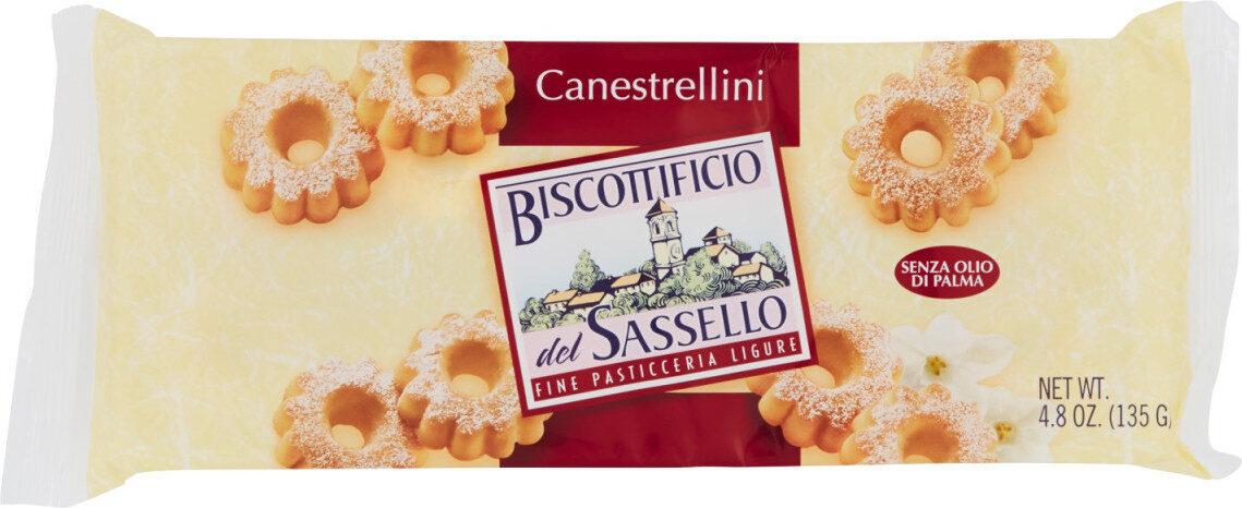 Canestrellini del sassello - Produit - fr