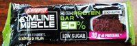 Enervit gymline muscle riche en protéines 50% brownie - Prodotto - fr