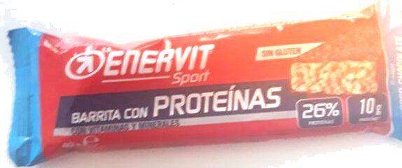Barrita Con Proteinas, Sabor Coco-chocolate - Producto - es