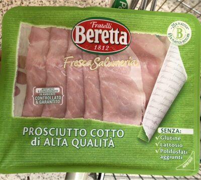 Prosciutto cotto - Produkt - it