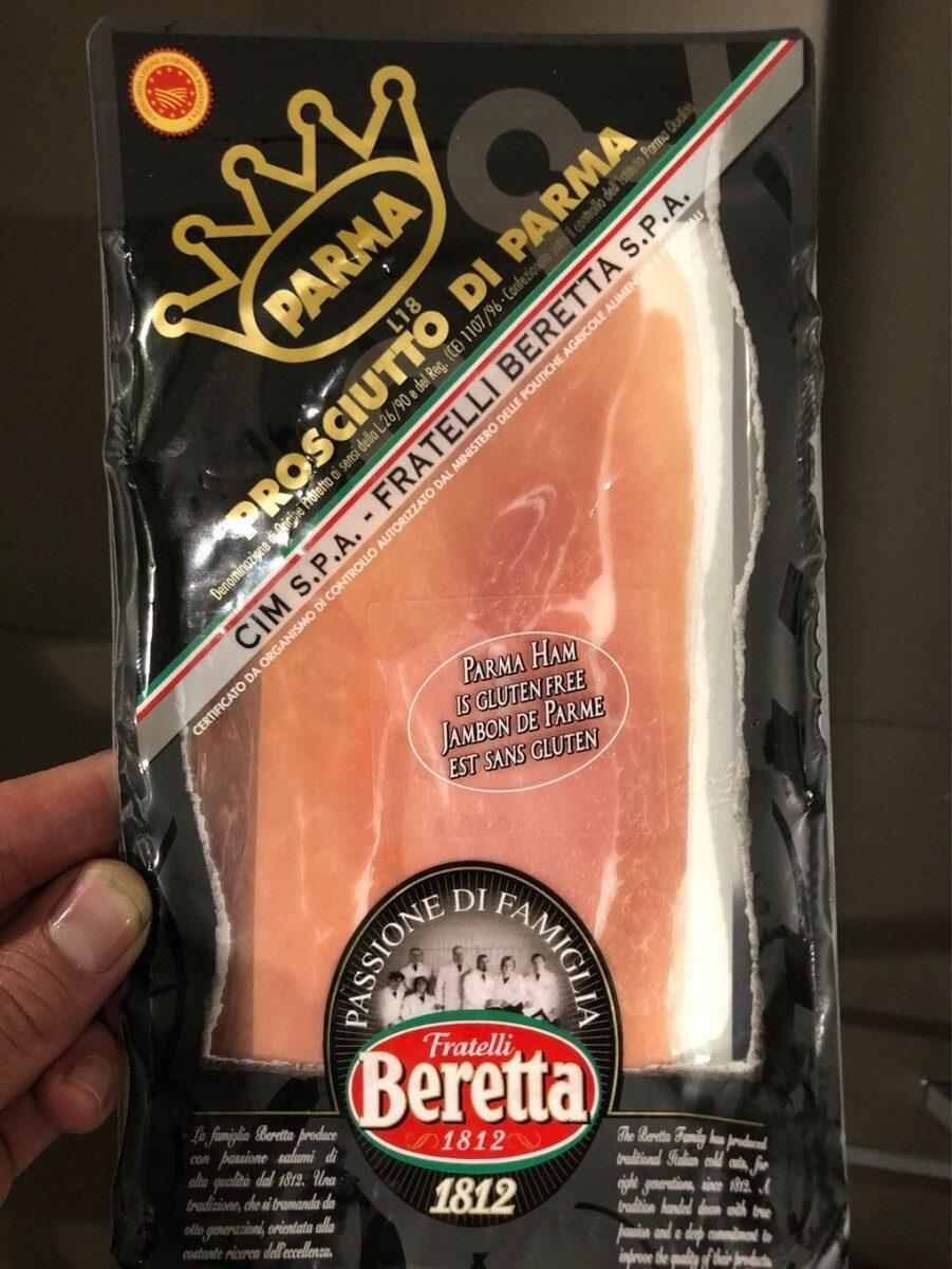 Prosciutto di Parma - Produkt - fr