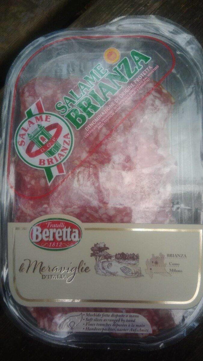 Salame Brianza - Produkt - fr