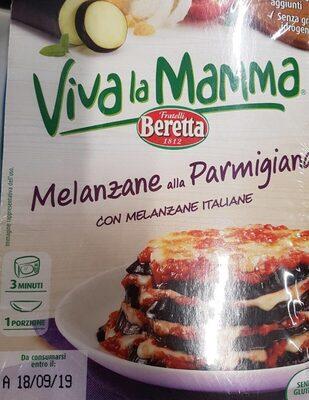 Berenjenas a la parmesana - Product