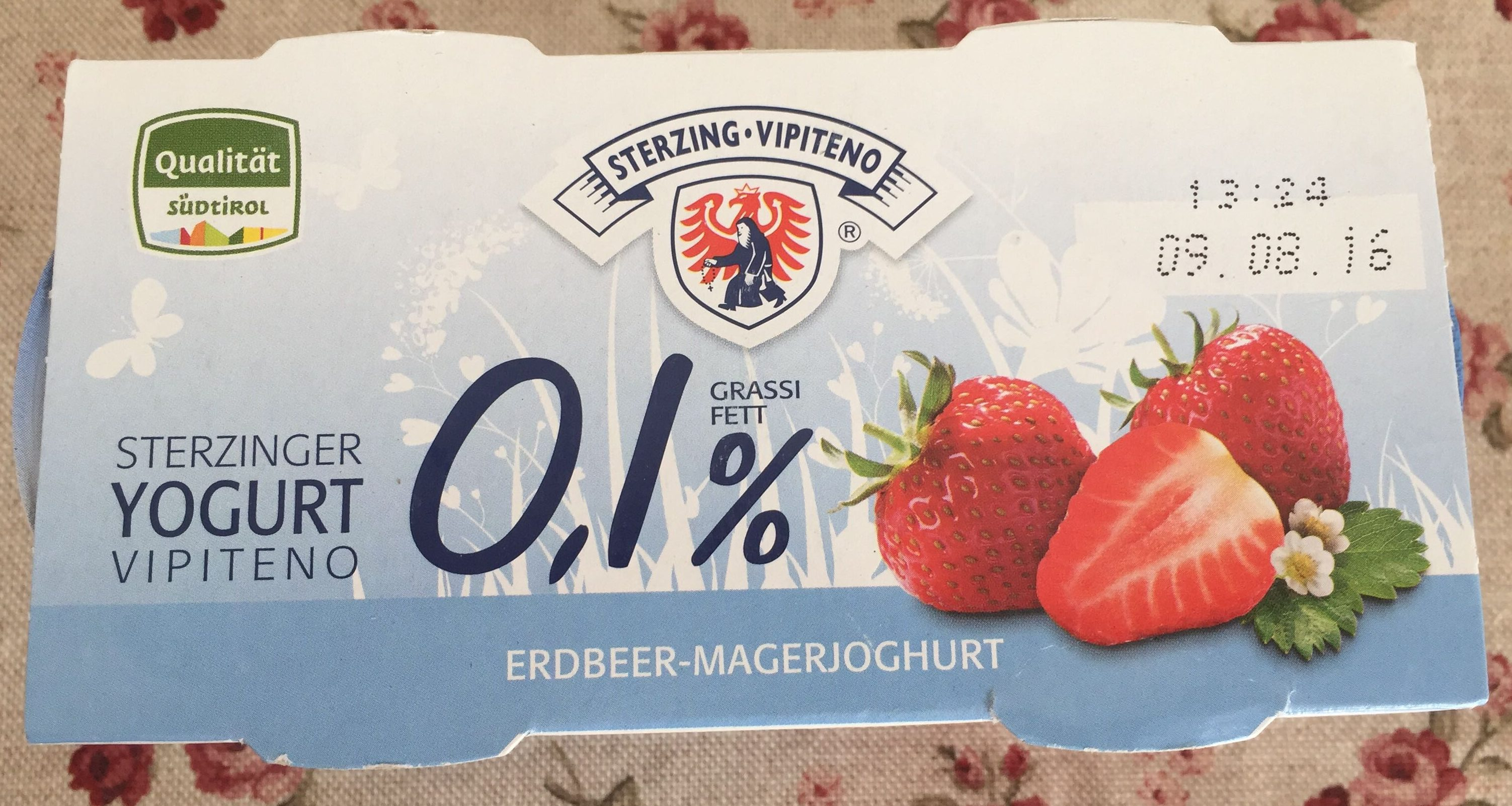 Yogurt fragola - Product