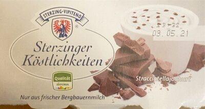 Yogurt Stracciatella - Product - it
