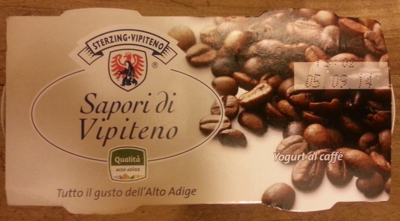 Yogurt intero al caffè - Product - it