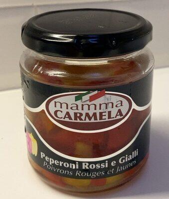 Peperoni Rossi e Gialli - Produit - fr