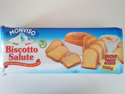 Biscotto Salute - Product