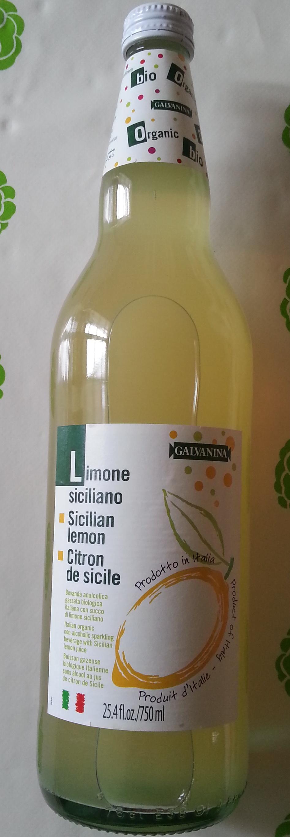 Citron de Sicile - Produit - fr