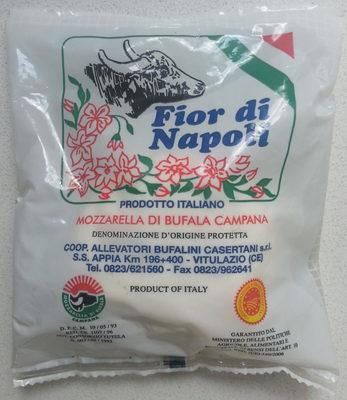 Mozzarella di Bufala Campana AOP - 150 g - Fior di Napoli - Product