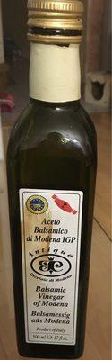 Aceto balsamico di Modena IGP - Produit - fr