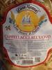 Cappellacci all'uovo - Produit