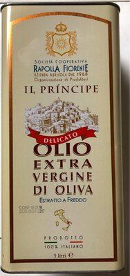 Olio extra vergine di oliva Estratto a freddo - Product - fr