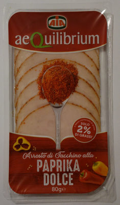 aeQuilibrium Arrosto di Tacchino alla Paprika Dolce - Produkt