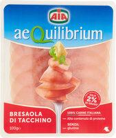 Aequilibrium bresaola di tacchino - Produit - it
