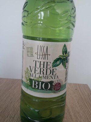 Thé verde menthe - munt - Produit - fr