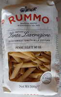 RUMMO PENNE RIGATE No 66 - Produkt - it