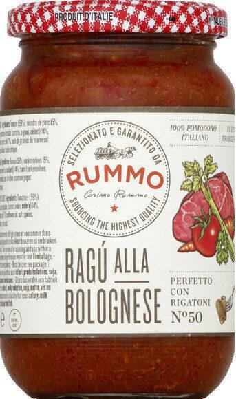 Sauce bolognaise - Product - fr