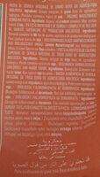 Vollkornnudeln, Bio, Fusilli Integrali, Le Biologiche, Rummo - Ingrédients