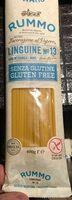 Linguine senza gluten - Product - fr