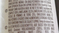 Linguine senza gluten - Ingredients - fr