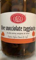 Olives taggiasche denoyautees - Produit - fr