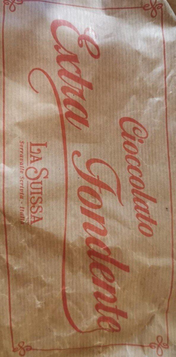 Chocolat extra fondant - Product - fr