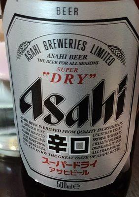 Asahi - Product - fr