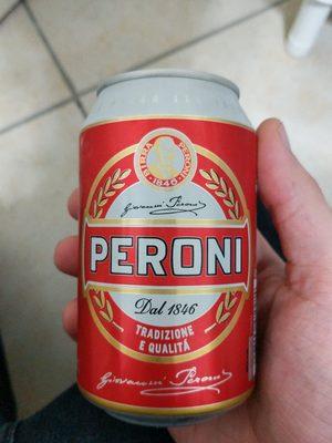 Birra Peroni - Product
