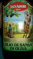Olio Di Sansa Di Oliva Salvadori - Produkt