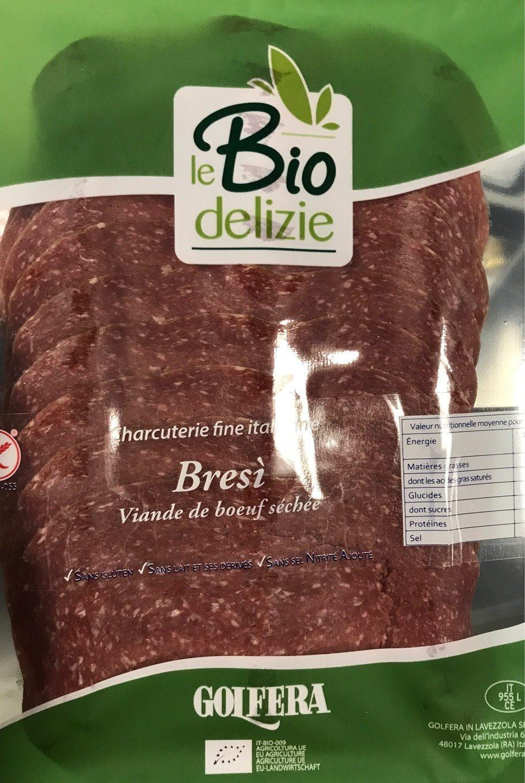 Bresì - Viande de Bœuf Séchée - Product - fr