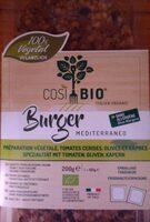 Burger Mediterraneo - Product