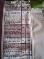 Crich Crackers Sesam Rozemarijn Bio - Producte