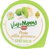 Fratelli beretta viva la mamma pesto alla genovese senz'aglio - Product