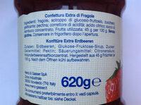 La extra - Ingredients - it