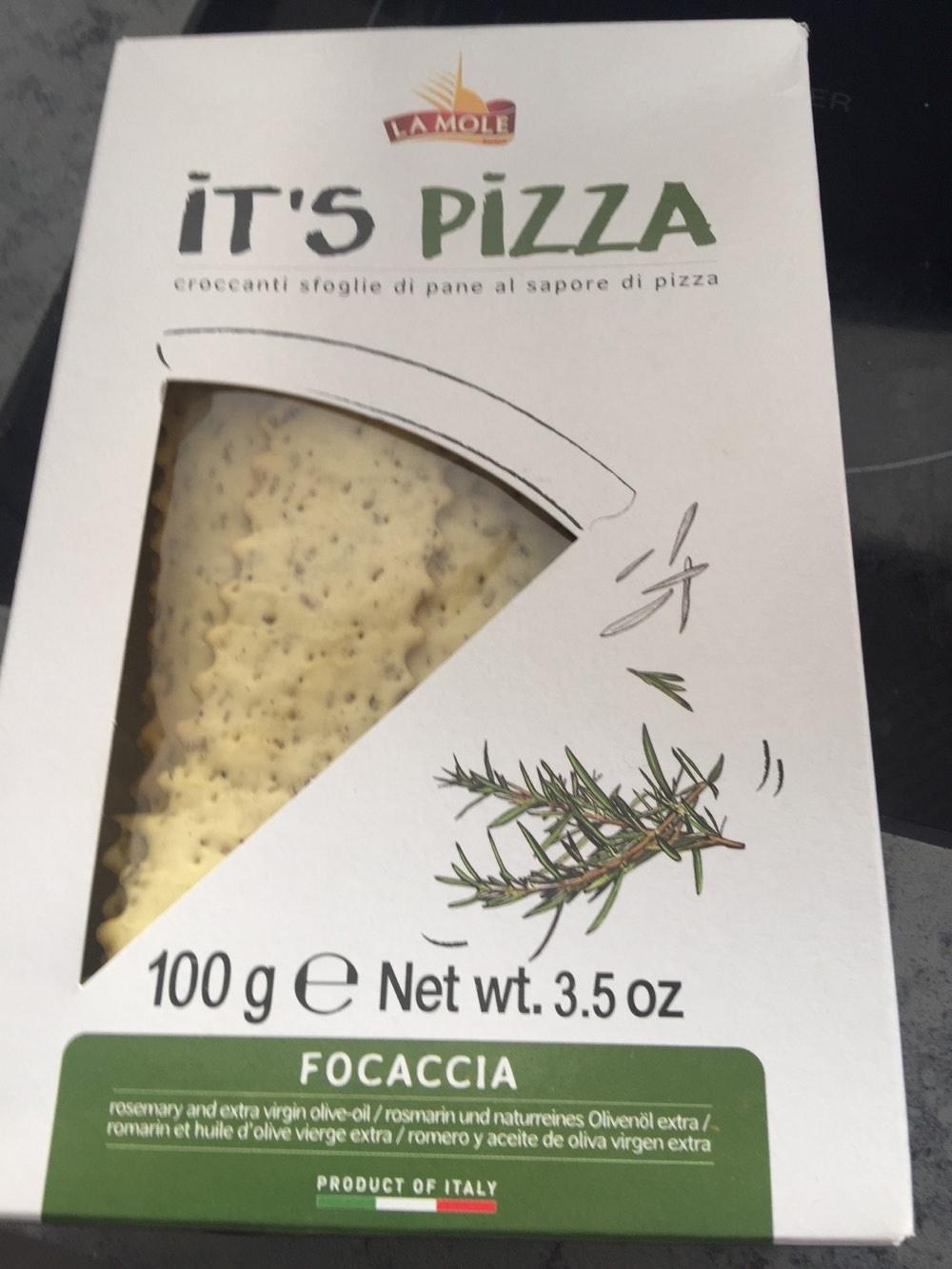 It's pizza Focaccia - Product