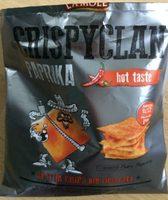 CrispyClan Gout Paprika - Product