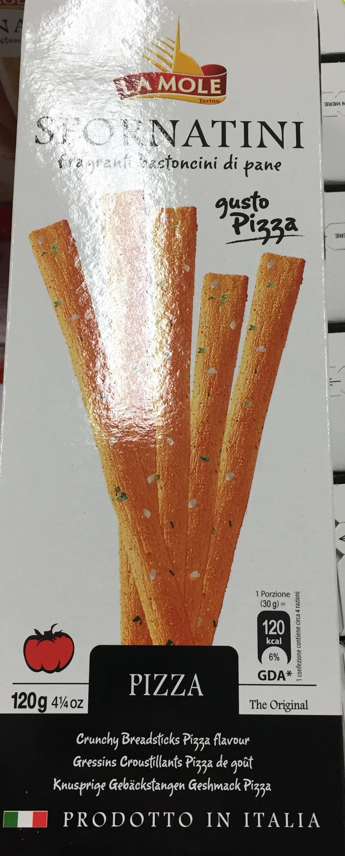 Sfornatini gusto Pizza - Produit