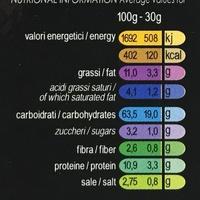 Sfornatini gusto Pizza - Informations nutritionnelles