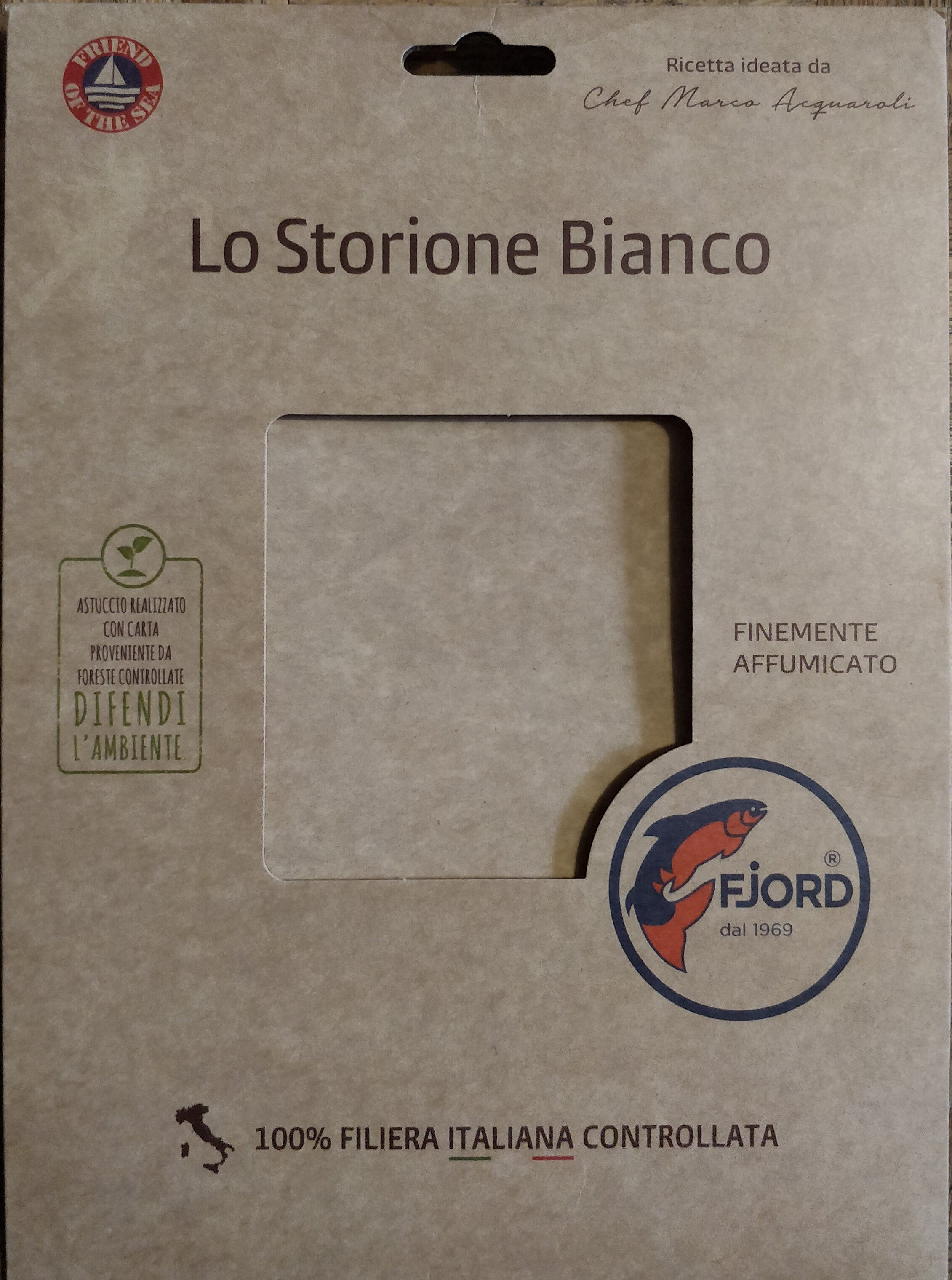 lo storione bianco - Product - it