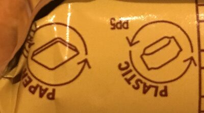 Pausa Ciok - Recycling instructions and/or packaging information - de