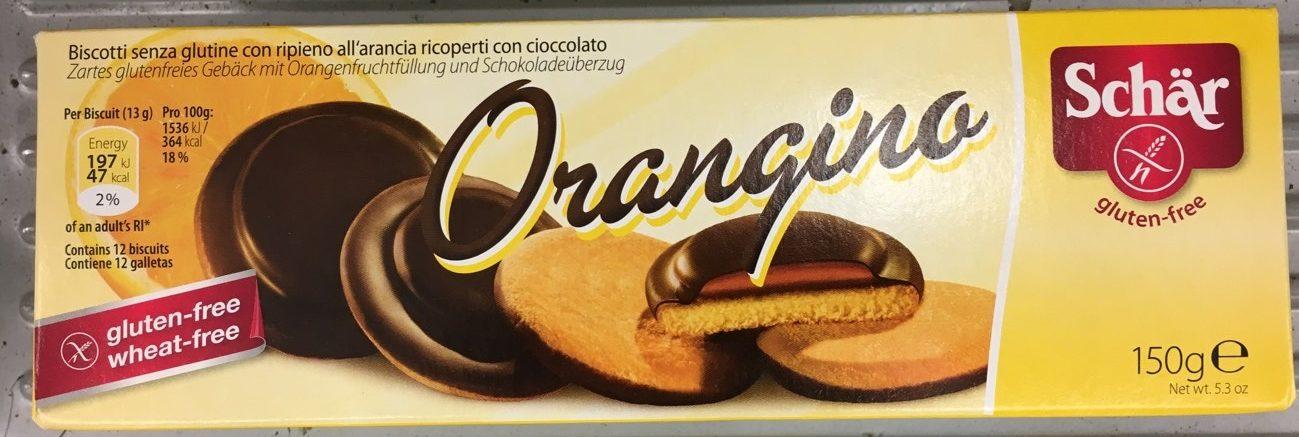 Orangino - Product