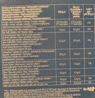 Corn Flakes Sans Gluten - Nährwertangaben - fr