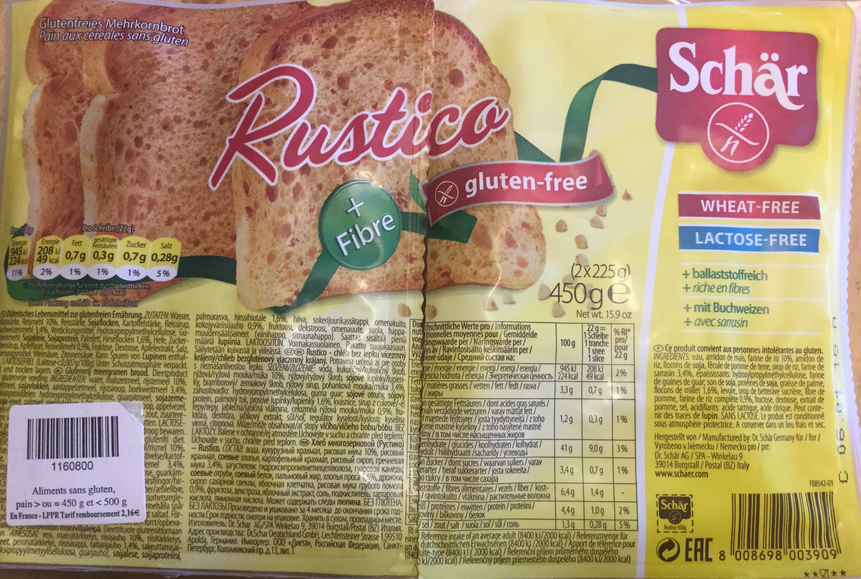 Rustica - Product - fr