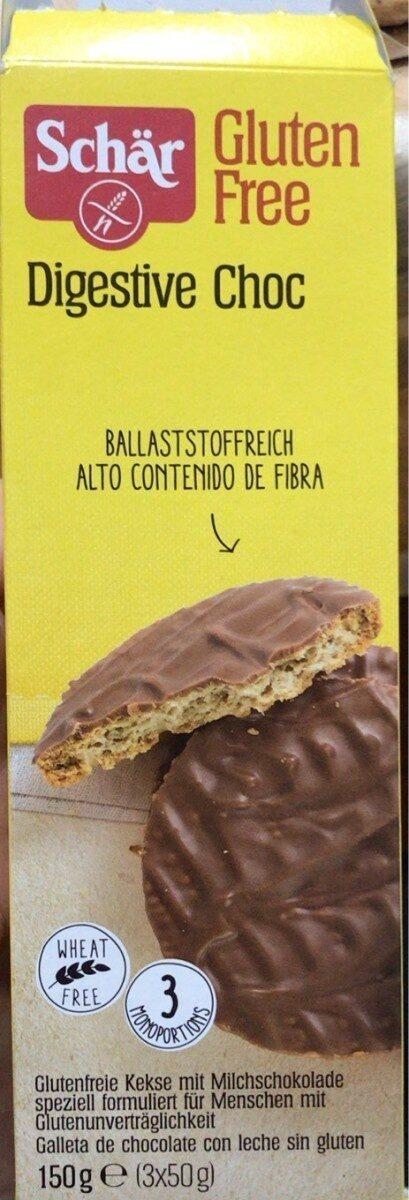 Sablé Choc - Sans gluten - Produkt - de