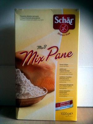 Mix B Mix Pane - Product