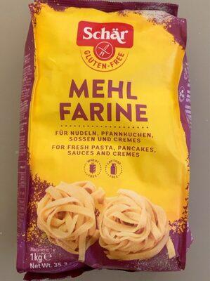 Farine sans gluten - Product - en